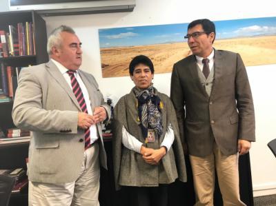 El Ministerio de Turismo se interesa por el Congreso de Calidad Turística