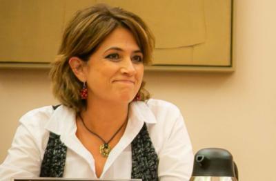 La ministra de Justicia, Dolores Delgado en imagen de archivo