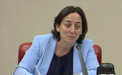 La jueza del caso Máster, Carmen Rodríguez-Medel
