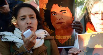 Bertita Zúniga Cáceres, hija de Berta Cáceres, habla tras sobrevivir a un atentado