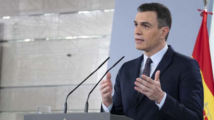 Sánchez anuncia que permitirá salir a hacer ejercicio a partir del 2 de mayo si la evolución de la COVID-19 es favorable