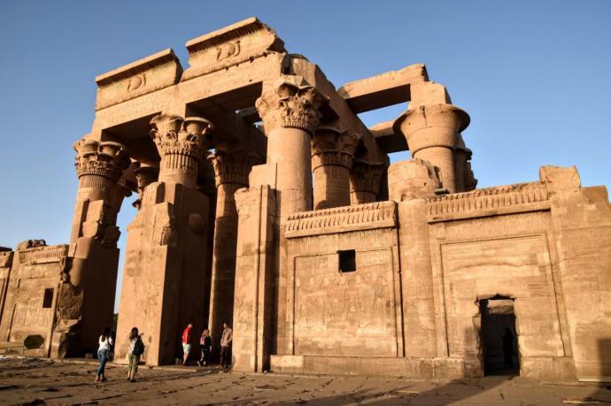 Los templos egipcios II