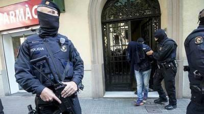 Detienen en España a implicados en atentados de Bruselas