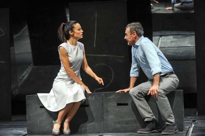 'El cíclope y otras rarezas del amor', una obra 'anti-Disney' en los teatros del Canal en Madrid