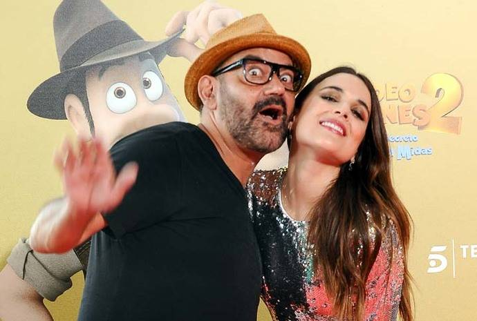 José Corbacho y Adriana Ugarte ponen voz a 'Tadeo Jones 2'