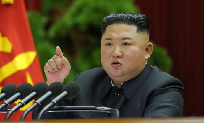 El líder de Corea del Norte, Kim Jong-un, ha tomado medidas extraordinarias contra el Coronavirus.
