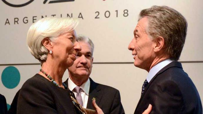 En seis meses, Argentina alcanza déficit comercial previsto para 2018