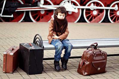 Viajar con niños, cada vez más fácil