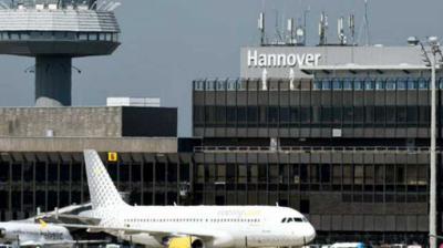 Ola de calor afecta las pistas del aeropuerto de Hannover