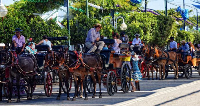 Málaga prepara su feria que se celebrará del 15 al 24 de agosto