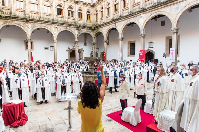 La Orden del Camino de Santiago celebró su XXV Capítulo General en Santiago de Compostela