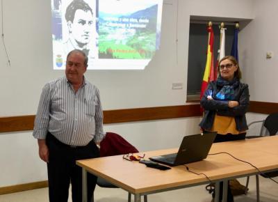 San Vicente de la Barquera: Pedro Arce habló sobre el arroz en Cantabria en el Castillo del Rey