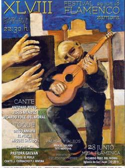 Festival Flamenco en Zamora