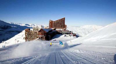 Valle Nevado adelanta temporada invernal en el marco de su Aniversario Nº30