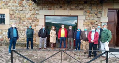Comienzan las visitas al yacimiento romano de Julióbriga