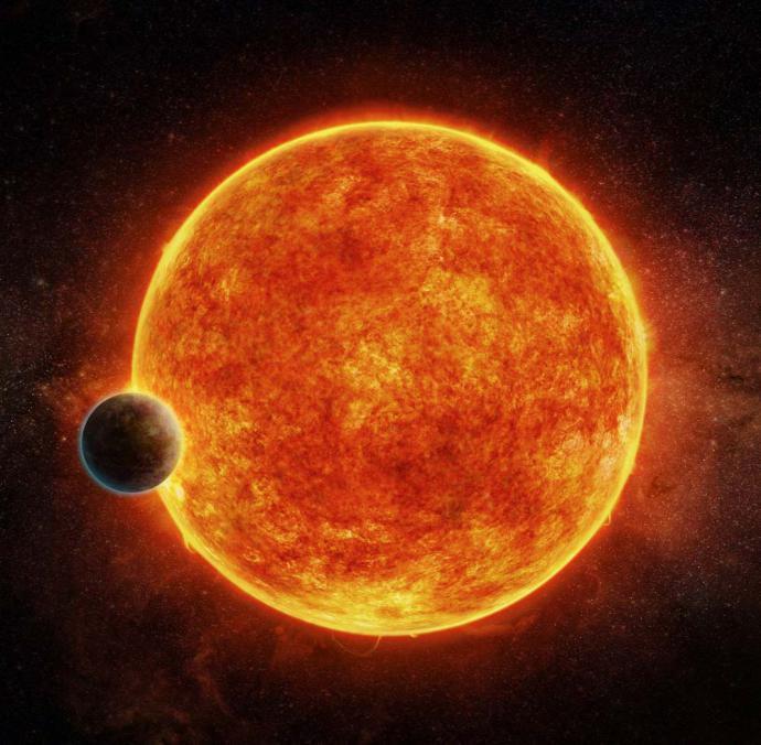 Hallan dos supertierras a 10,7 años luz e indicios de una tercera que podría albergar vida