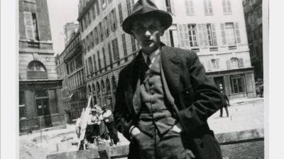 "Joseph Roth, autor de ""La Cripta de los Capuchinos"", la novela que narra el ""finis Austriae"""