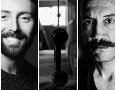 """OSCURIDAD"", comedia negra escrita por Jan Vila nova, en el Teatro Intemperie de Madrid"