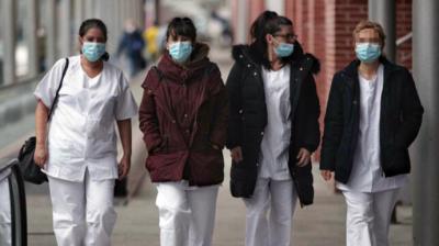 Un informe de la Generalitat prevé hasta 13.000 muertes por coronavirus en Catalunya en el peor escenario