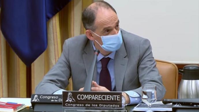 El inspector jefe Morocho comparece ante la comisión de investigación de Kitchen