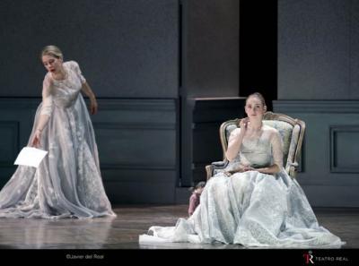 Capriccio, de Strauss, nueva ópera en el Teatro Real