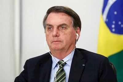 El negacionista presidente de Brasil Jair Bolsonaro se resiste a asumir la gravedad de la pandemia