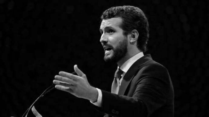 Casado: 'Llevo 15 días esperando la llamada de Sánchez y no voy a permitir que se humille a los votantes del PP'