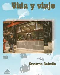 """Encarna Cabello, autora del libro """"Vida y viaje"""", conjunto de relatos sobre experiencias con el mundo magrebí"""