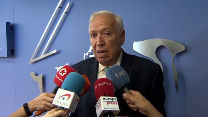 El exministro de Asuntos Exteriores José Manuel García Margallo.