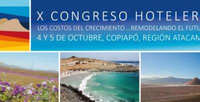 X Congreso Nacional de Hoteleros de Chile