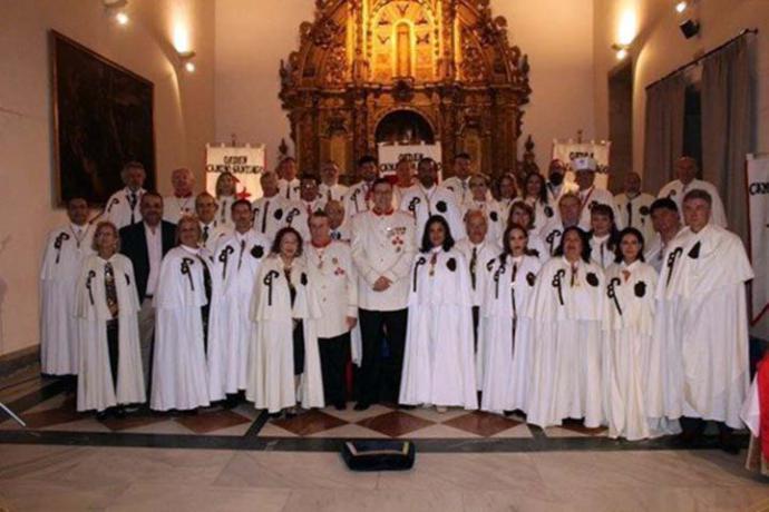 La Orden del Camino de Santiago nombra a nuevos Damas y Caballeros