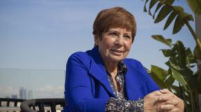 Celia Villalobos, Exministra de Sanidad y exdiputada del PP (ALEJANDRO NAVARRO BUSTAMANTE)