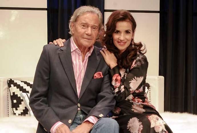 Arturo Fernández y la 'Alta seducción'