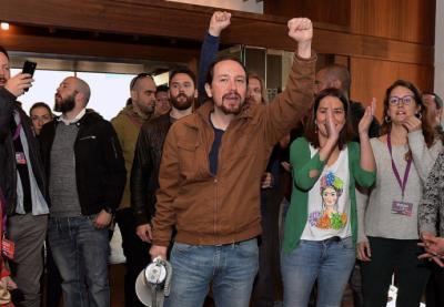 Iglesias llama a votar a Unidas Podemos: 'El domingo es un día extraño, tu voto vale igual que el de Botín'