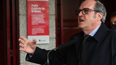 El candidato del PSOE a la Comunidad de Madrid, Ángel Gabilondo. EFE/Fernando Villar/Archivo