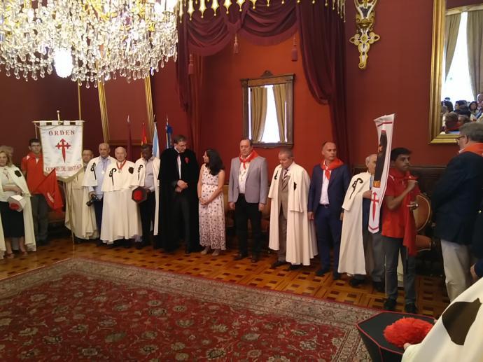 Los Caballeros de la Orden del Camino de Santiago se reunirán en Brasil