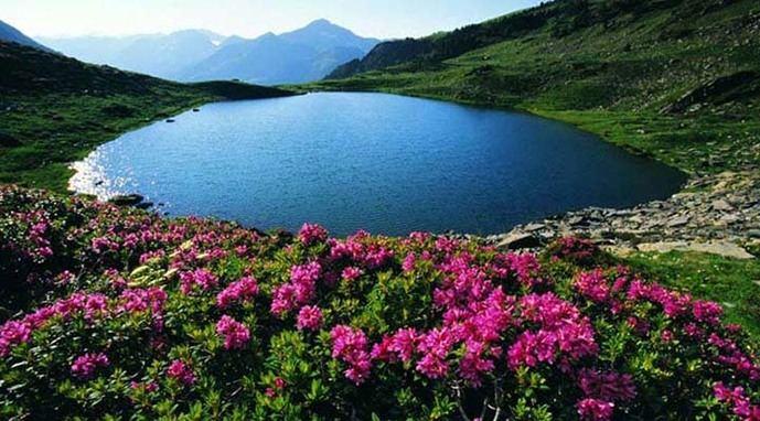 Andorra de lago en lago