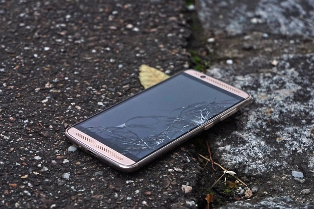 Cuando la avería del Smartphone te hace regresar a la vida real