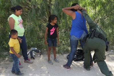 Denuncian miles de abusos sexuales a menores no acompañados en frontera EE.UU.