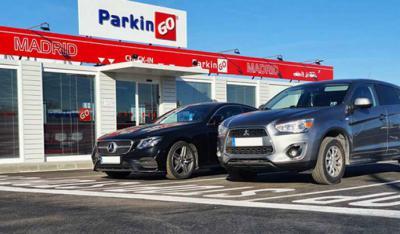 Descuentos de hasta el 50% en el nuevo ParkinGO Madrid