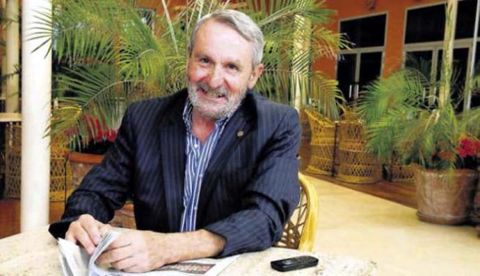 Víctor Morales Lezcano, profesor emérito de Historia de la UNED