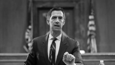 Senador republicano deArkansasTom Cotton