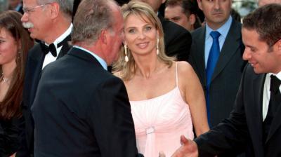 Corinna Larsen pide a la Justicia británica una orden de alejamiento contra Juan Carlos I y el CNI