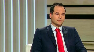 Ignacio Aguado, líder de C's en Madrid