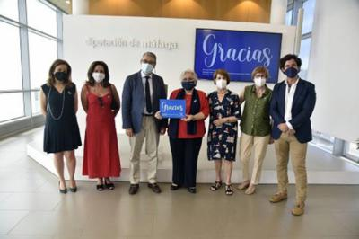 Manos Unidas recibe el Premio de Solidaridad Internacional y Derechos Humanos que otorga la Diputación de Málaga