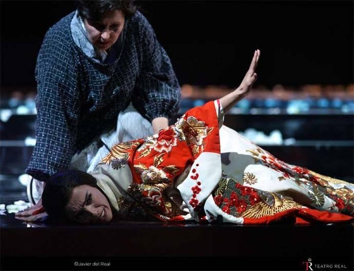 Madama Butterfly, de Giacomo Puccini en el Teatro Real de Madrid