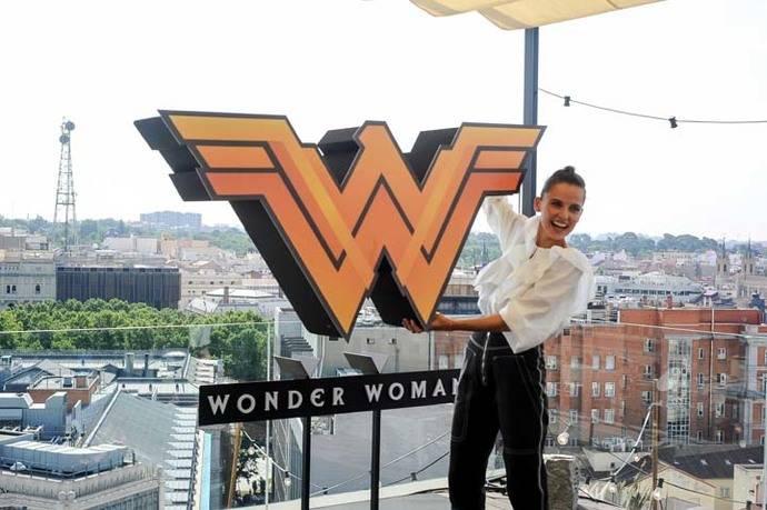Elena Anaya, es la villana de Wonder Woman