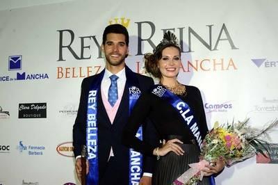 Castilla-La Mancha ya tiene Rey y Reina de la Belleza-2017