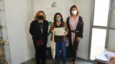 Pilar Iglesias Aparicio wins the Kate O'Brien prize