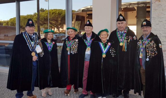 La Cofradía del Queso de Cantabria entregó los premios de su Concurso Internacional en la Villa de Potes